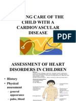 Peds Ch 46 Cardiovascular Disorders