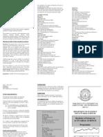 Actuarial Brochure - Revised JKUAT MAIN
