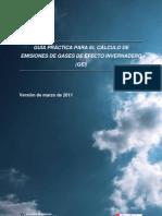 Guia Practica Calculo de Emisiones