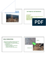 B Soil Classification