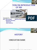 Overview of Rbi