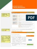 4 Interfaz Administrativa