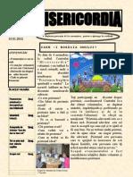 Revista Centrului parohial Coscalia