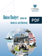 14613337 CRISIL Research Union Budget 2008 09