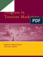 20834223 Progress in Tourism Marketing