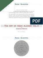 Rasa Shastra Volume3