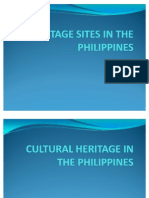 Heritage Sites in the Philippines