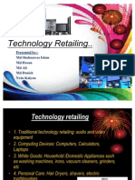 Technology Retailing 1