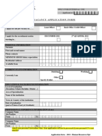 AB Bank Zambia Application Form