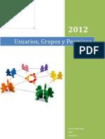 Usuarios,Grupos y Servicios