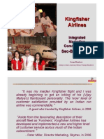 Kingfisher- Integrated Marketing Communication