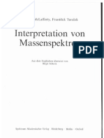 Interpretation Von Massenspektren
