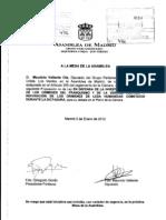 PNL en defensa de la investigación judicial de los crímenes del franquismo