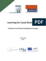 CEECN_CitizenParticipationStudy