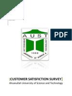 Customer Sat is Fiction