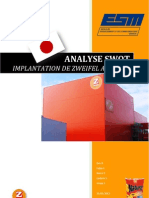 Analyse Swot Implantation de Zweifel Au Japon