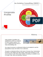 Swiss Aviation Consulting_Corporate Profile_Feb 2012