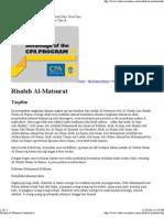 Risalah Al-Matsurat Automotive