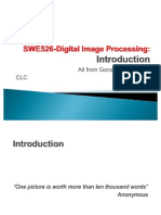 CLC Image Processing 1 Introduction