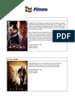Listão de Filmes de Fabio Morais