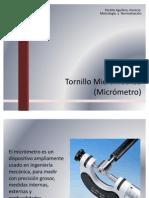 Tornillo Micrométrico - copia