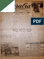 Ziarul Basarabia #184, Luni 9 Februarie