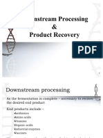 Downstream Processing 1