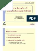 ENTP - Mesure Et Analyse Du Trafic