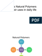 Various Natural Polymers