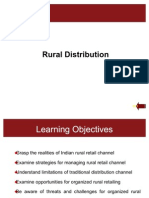 Rural Distribution
