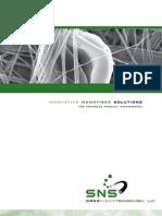 Nano-Fiber Fabric - SNS