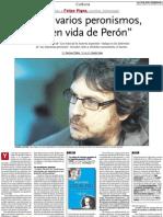 Entrevista a Felipe Pigna