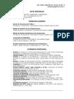 Curriculum Raúl Alas-2011