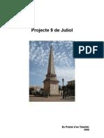 Projecte 9 de Juliol