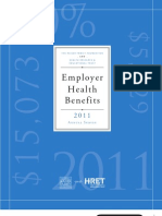 Kaiser Employer Health Benefits 2011 Survey