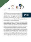 Impact of Science on Economic Development