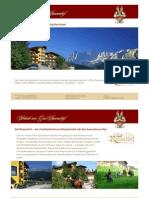 Hotel Raunerhof Schladming Oesterreich Familienurlaub Ski Amade Direkt Neben Der Piste