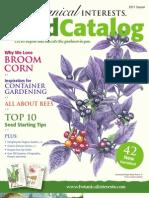 Bi Catalog 2011