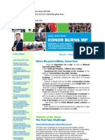 News Bulletin From Conor Burns MP #83