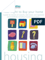 Your Right to Buy Your Home