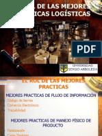 Mejores Prácticas Logísticas Ramón W.