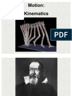 Kinematics