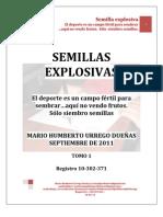 Libro Semillas Explosivas - Mario Urrego - 03-12-11