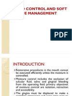 Fluid Control and Soft Tissue Management