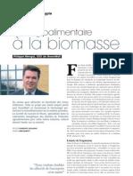De l'agroalimentaire à la biomasse, Philippe Mengal, CEO de GreenWatt