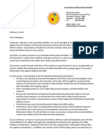 Lausd Letter to All Employees Miramonte Final 020612