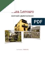 Dossier Proyecto Casa Lercaro Mercado Gastronómico
