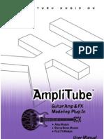 AmpliTube Manual