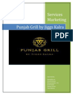 A Report on Punjab Grill Restaurant (1)