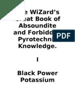 Black Powder Long File